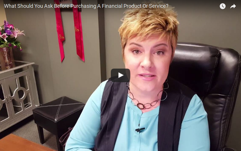 Financial Product Or Service