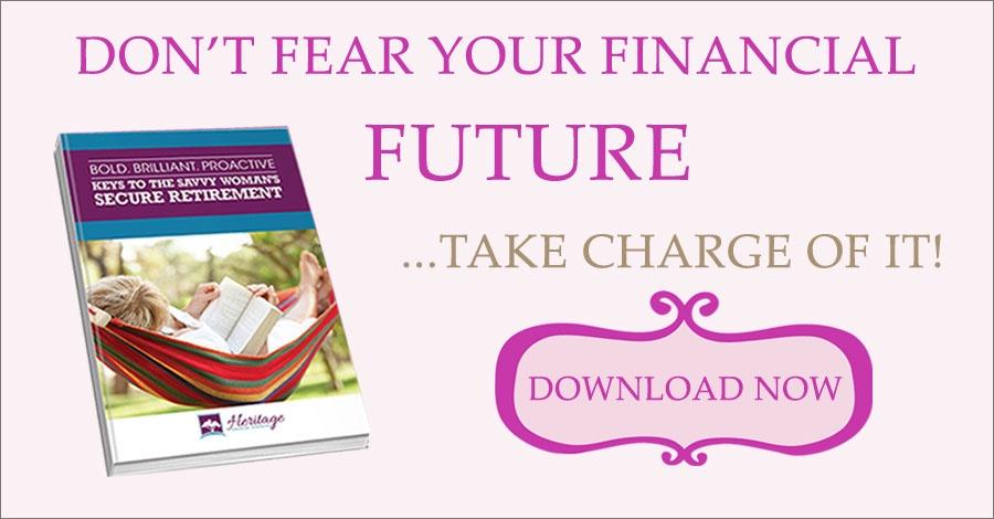 Free Women's Secure Retirement E-Book!